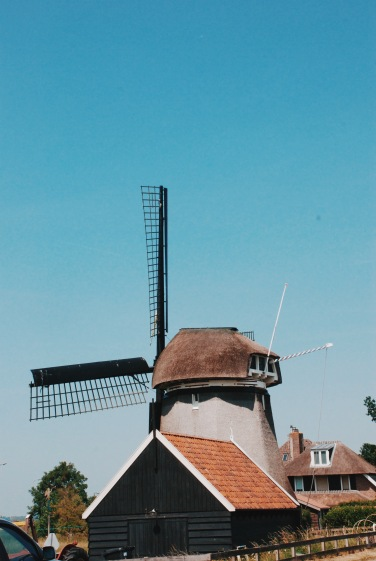 Outside Amsterdam, Netherlands