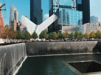 9/11 Memorial - NYC