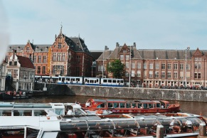 Central Station - Amsterdam, Netherlands